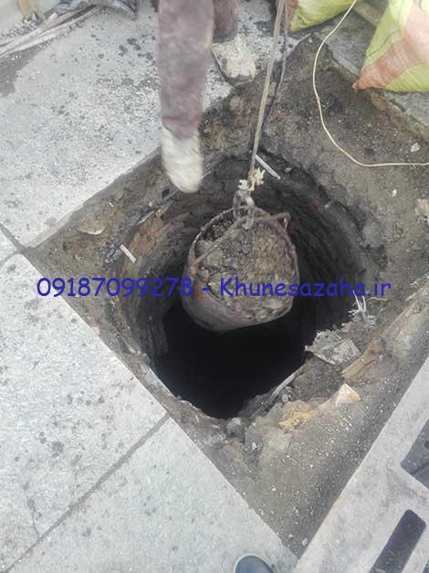 لایروبی چاه فاضلاب لایروبی چاه فاضلاب به عمل خارج کردن خاک، سنگ، و دیگر مواد جامد که باعث گرفتگی و پر شدن چاه فاضلاب شده است،